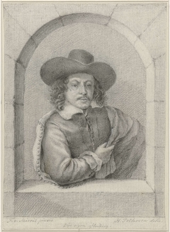 Portret van Frans van Mieris II