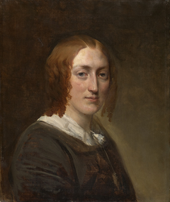 Portret van mevrouw Charles Van der Beeck-Bouvy