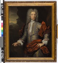 Portret van Pieter Calkoen (1705-1747)