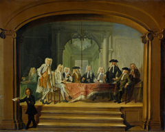 Regents of the Almshouse, 1729