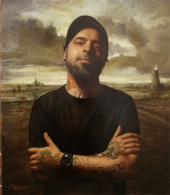 Retrato de André Rodrigues