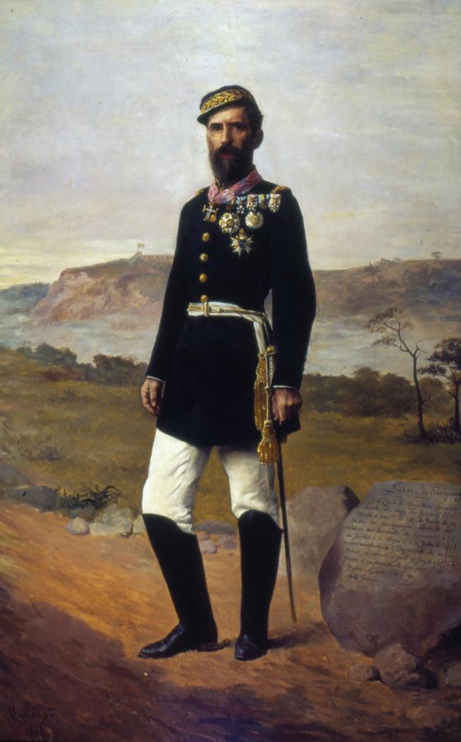 Retrato do General José Couto de Magalhães