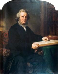 Rev. James Begg, 1808 - 1883. Free Church Minister