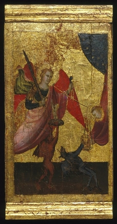 ''Saint Lawrence Intercedes for the Soul of Emperor Henry II''
