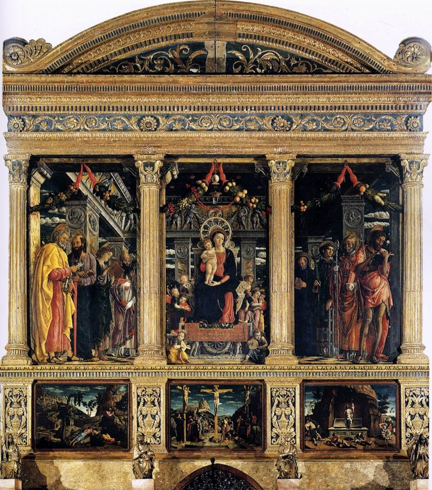 San Zeno Altarpiece