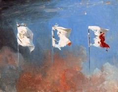 Scene of July 1830