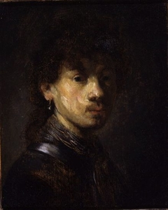 Self-portrait or Bust of a Young Man - Fogg