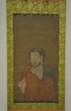 Shakyamuni Descending from the Mountain