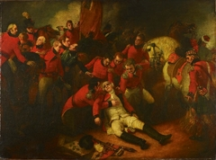 Sir Ralph Abercromby (1734-1801) at the Battle of Alexandria