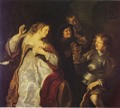 Sophonisba Receives the Cup of Poison