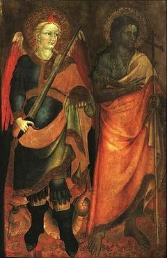 St. Michael and St. John