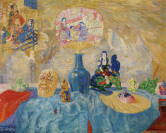 Still Life with Chinoiseries