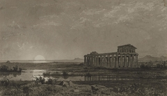 Temple of Ceres at Paestum (the Temple of Athena)