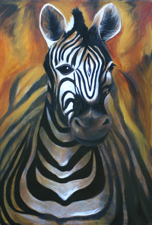 The African Zebra