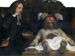 The anatomy lesson of Dr. Joan Deyman