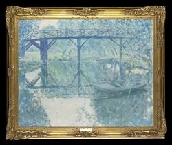 The Bridge - Giverny