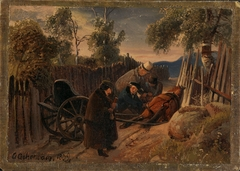 The Carriage Accident