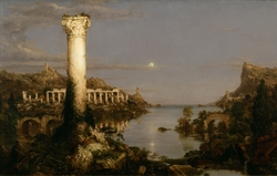The Course of Empire: Desolation