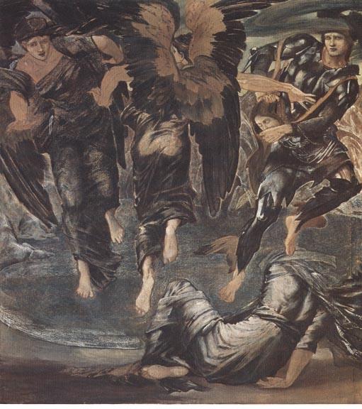 The Death Of Medusa Edward Burne Jones Artwork On Useum