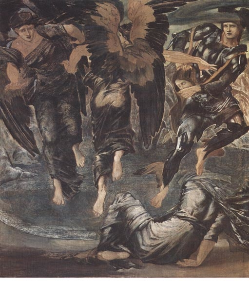 The Death of Medusa