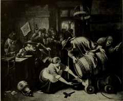 The Drained Cask