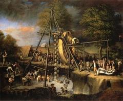 The Exhumation of the Mastadon
