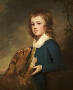 The Hon. Reverend Anchitel Grey (1774 – 1833), as a boy