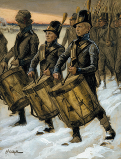 The March of the Björneborg Regiment