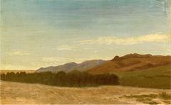 The Plains Near Fort Laramie