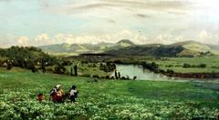 The Rhine near Säckingen