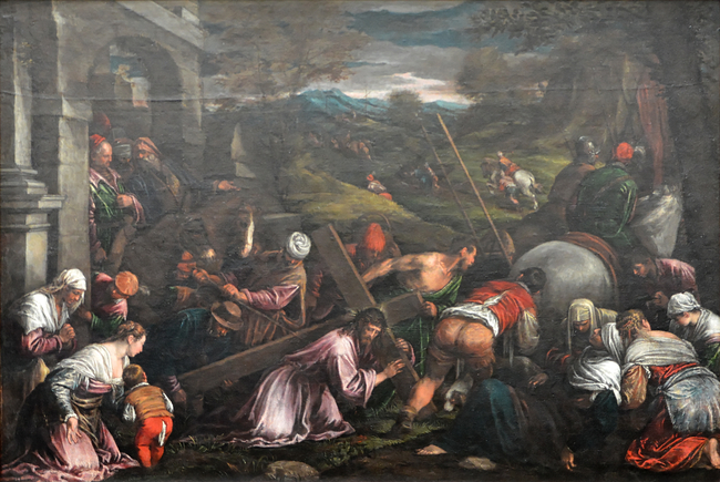 an essay on medieval calvary What is a lutheran theology of the lord's supper a response to the three essays mary m knutsen both medieval and.