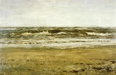 The Sea at Villerville