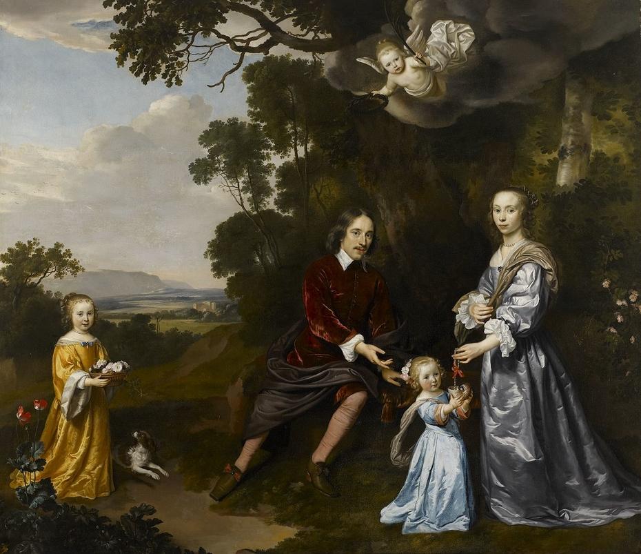 The van der Graeff Family