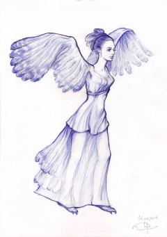 Transformation. Lady Melamory.