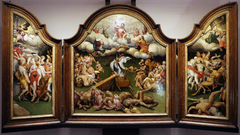 Triptych of the Last Judgement and the Triumph of Death