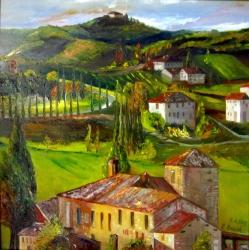 Tuscany's Farms