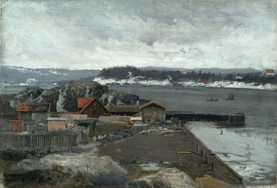 Tyveholmen