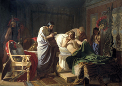 The Confidence of Alexander the Great to the Doctor Philip