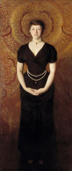 Portrait of Isabella Stewart Gardner