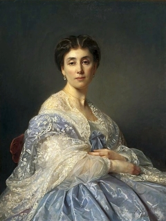 Portrait of Aleksandra Zatlerowa