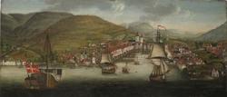 View of Bergen Harbour