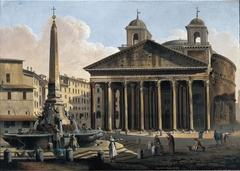 View of Pantheon