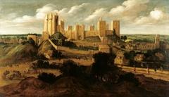View of Pontefract Castle