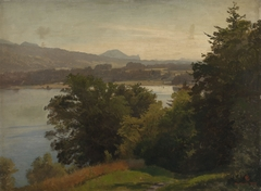 View of the Mondsee