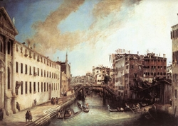 View of Venice: Rio dei Mendicanti