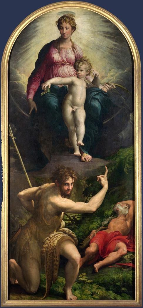 Vision of Saint Jerome