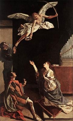 Vision of St. Cecilia