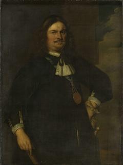 Adriaen Banckert (c 1620-1684), Vice Admiral of Zeeland