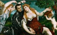 Allegory (Mars, Venus, Victoria and Cupido)