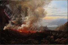 An Eruption of Vesuvius